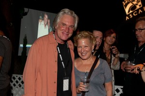 Jeff with Bette Midler