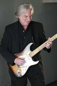 Jeff with his Strat